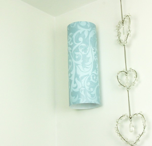 Tibio blue floral full image
