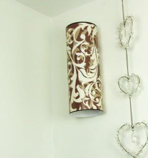 Tibio brown floral full image