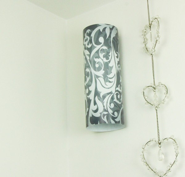Tibio grey floral image full product